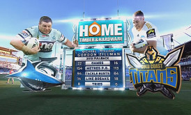 3D Outside Broadcast Graphics for Fox Sports Australia's NRL
