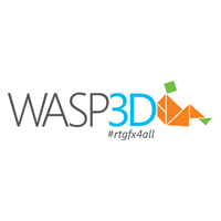 WASP3D - Realtime Interactive 3D Broadcast Graphics