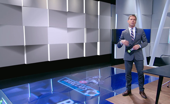 Viasat Sports breaks the virtual wall with the Stype kit and Viz virtual studio