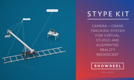 SHOWREEL │ Stype Kit Camera Tracking System