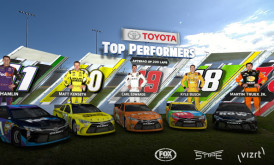 stYpe tracking powers Daytona 500 AR graphics on Fox Sports
